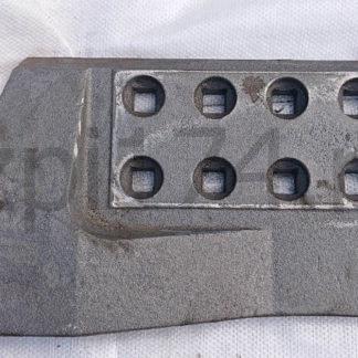 Нож боковой 80-52-60 правый Б-10, Б-170 (Т-170, Т-130) 4